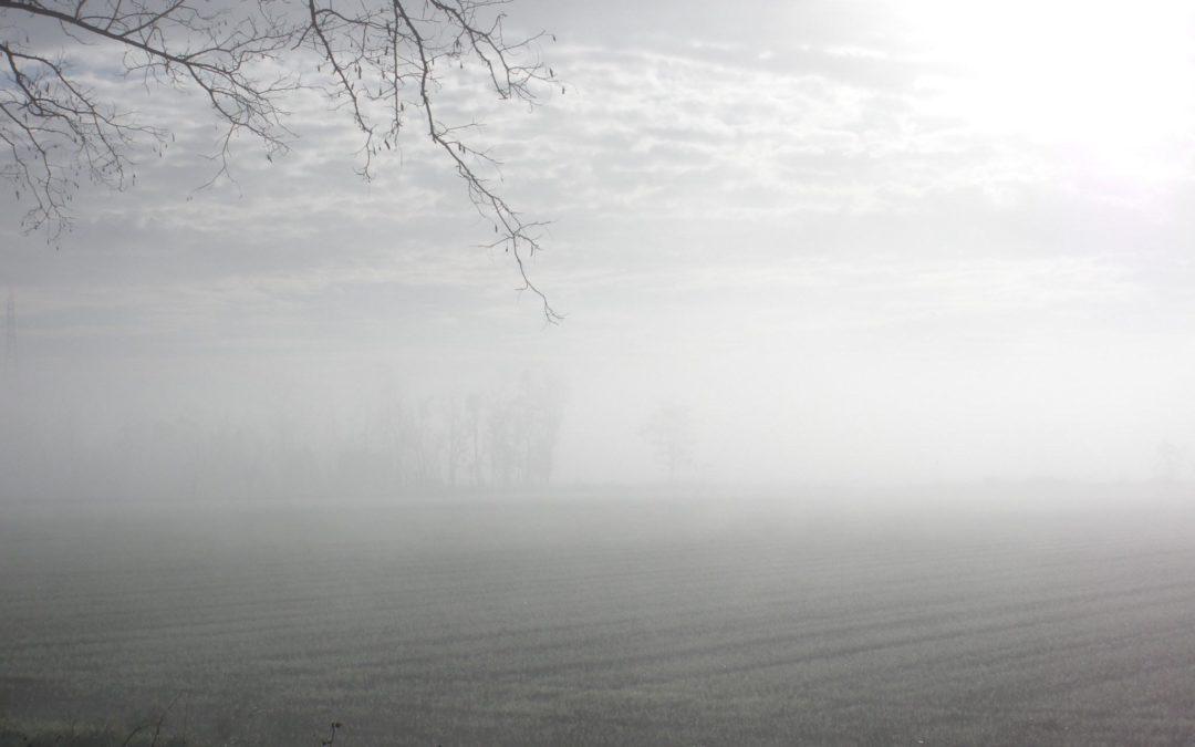 4 ragioni per cui adoro la nebbia +1 domanda