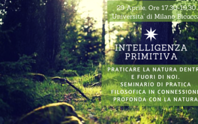 Intelligenza Primitiva all'Università di Milano Bicocca