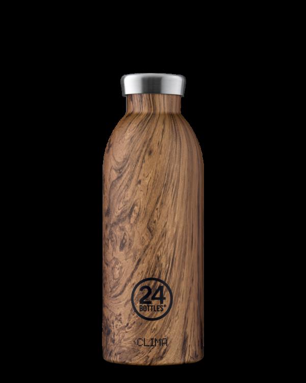 clima Bottle 24Bottles di legno